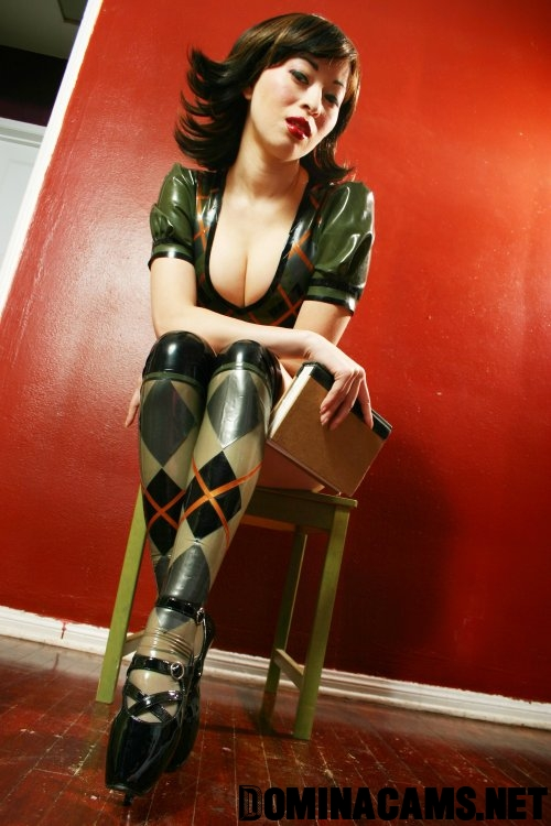 Fetish Asia Mistress Cam - Live Domina Cam Chat